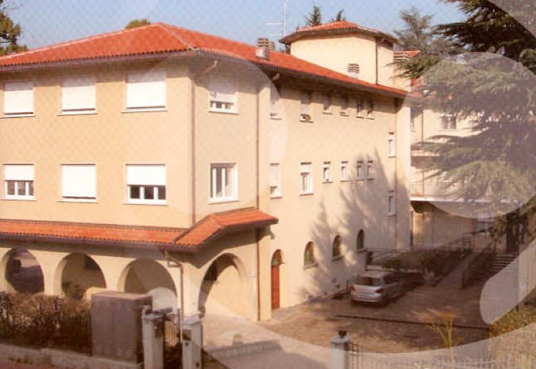 Fondazione sironi regolamento for Disegni della casa di tronchi